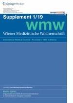 Wiener Medizinische Wochenschrift 1/2019