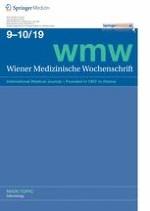 Wiener Medizinische Wochenschrift 9-10/2019