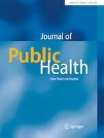 Journal of Public Health 2/2020