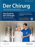 Der Chirurg 8/2009
