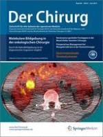 Der Chirurg 6/2014