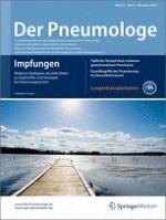 Der Pneumologe 6/2014