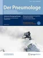 Der Pneumologe 6/2017