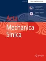 Acta Mechanica Sinica 2/2017
