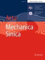Acta Mechanica Sinica 3/2017