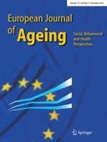 European Journal of Ageing 4/2013