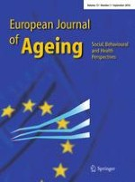 European Journal of Ageing 3/2016