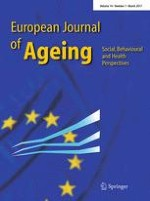 European Journal of Ageing 1/2017