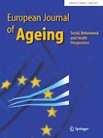 European Journal of Ageing 1/2021