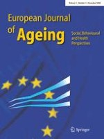 European Journal of Ageing 4/2008