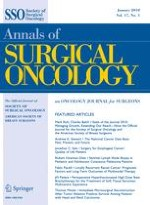 Annals of Surgical Oncology 1/2010