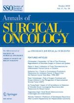 Annals of Surgical Oncology 10/2010