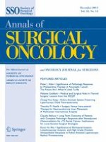 Annals of Surgical Oncology 13/2011