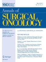 Annals of Surgical Oncology 3/2011