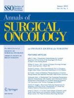 Annals of Surgical Oncology 1/2012