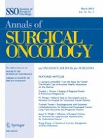 Annals of Surgical Oncology 3/2012