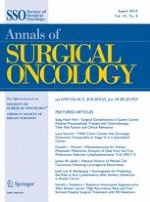 Annals of Surgical Oncology 8/2012