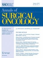 Annals of Surgical Oncology 1/2013