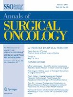 Annals of Surgical Oncology 10/2013