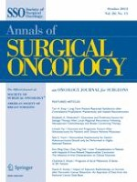 Annals of Surgical Oncology 11/2013