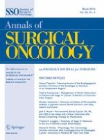 Annals of Surgical Oncology 3/2013