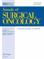 Annals of Surgical Oncology 4/2014
