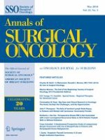 Annals of Surgical Oncology 5/2014