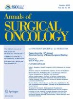 Annals of Surgical Oncology 10/2015