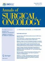 Annals of Surgical Oncology 9/2015