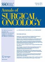 Annals of Surgical Oncology 2/2016