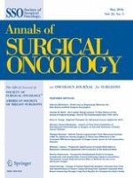 Annals of Surgical Oncology 5/2016