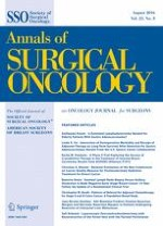 Annals of Surgical Oncology 8/2016