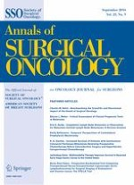 Annals of Surgical Oncology 9/2016