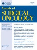Annals of Surgical Oncology 7/2017