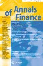 Annals of Finance 3/2017
