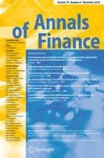 Annals of Finance 4/2018