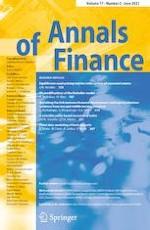 Annals of Finance 2/2021
