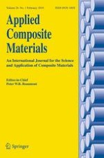 Applied Composite Materials 1/2019