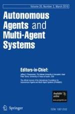 Autonomous Agents and Multi-Agent Systems 2/2010