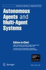 Autonomous Agents and Multi-Agent Systems 2/2012
