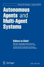 Autonomous Agents and Multi-Agent Systems 1/2014