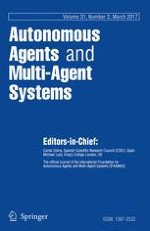 Autonomous Agents and Multi-Agent Systems 2/2017