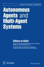 Autonomous Agents and Multi-Agent Systems 3/2018