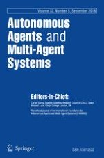 Autonomous Agents and Multi-Agent Systems 5/2018