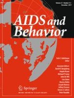 AIDS and Behavior 12/2017