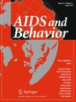 AIDS and Behavior 3/2017