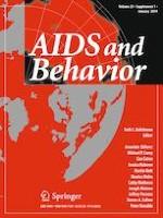 AIDS and Behavior 1/2019