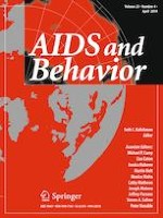 AIDS and Behavior 4/2019