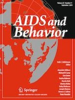 AIDS and Behavior 9/2019