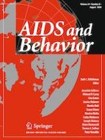 AIDS and Behavior 8/2020